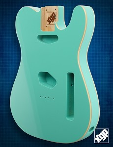XGP Premium Alder Double Bound TE Body Seafoam Green