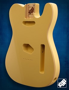 XGP Premium Alder Double Bound TE Body Vintage Cream
