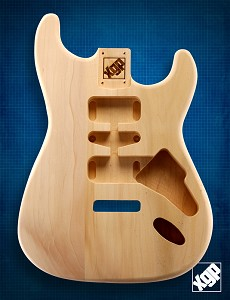XGP Premium ALDER HSH ST Body Unfinished
