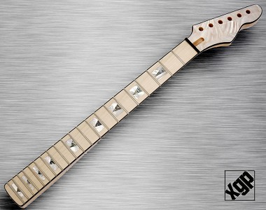 XGP Professional Strat Style Neck Maple REAL PEARL SHELL