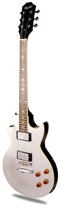 XV-500 Carved Top Flamed maple Metallic Silver Top
