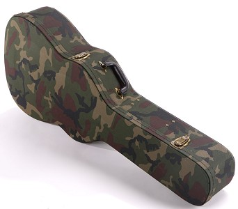 "PREMIUM Cloth ""WWII"" Camo Case fits Dreadnaught- OUR BEST!"