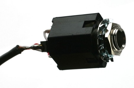 Replacement 3.5mm pre-wired Box Jack