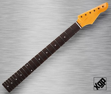 XGP Professional Tele Style Neck Rosewood Fingerboard Vintage Amber Gloss