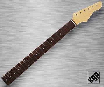 XGP Professional Tele® Style Neck Rosewood Fingerboard Gloss