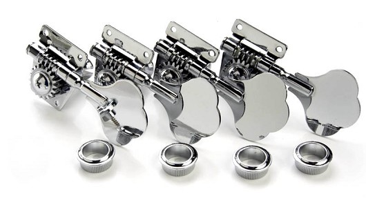 "Set of four ""Elephant Ear"" Bass Tuners"