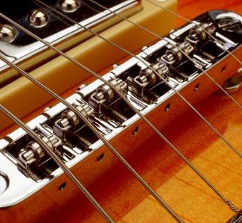 Roller Bridge Chrome plated fits Les Paul