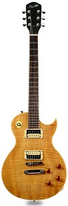XV-500 Carved Top Flamed Maple Vintage Natural