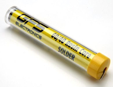 SPECIAL PURCHASE! Guitar Solder- The ONLY stuff to use- 60/40