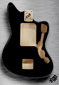 XGP Professional Offset Body Gloss Black