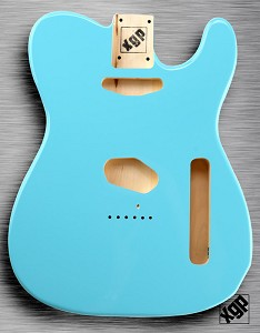 XGP Professional Tele Body Daphne Blue